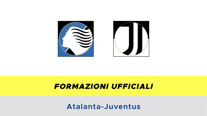 Atalanta-Juventus formazioni ufficiali