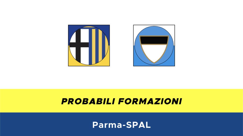 Parma-SPAL probabili formazioni