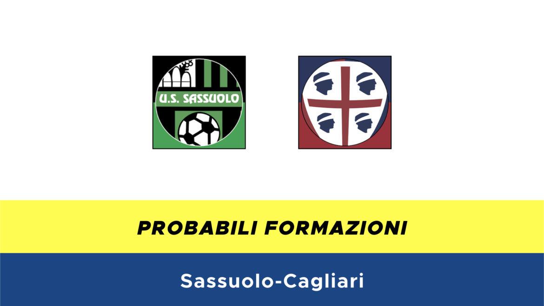 Sassuolo-Cagliari probabili formazioni