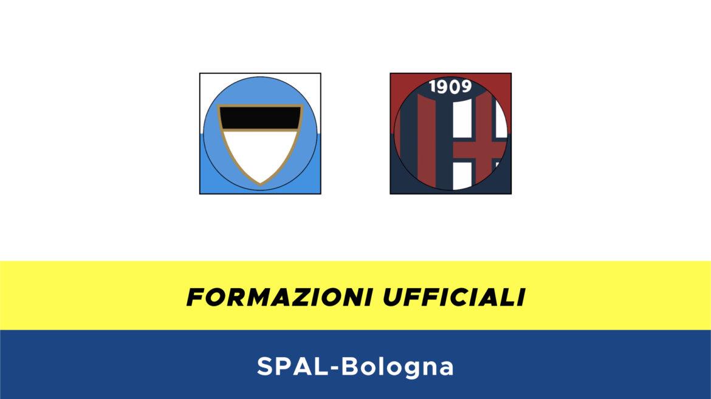 Spal-Bologna formazioni ufficiali