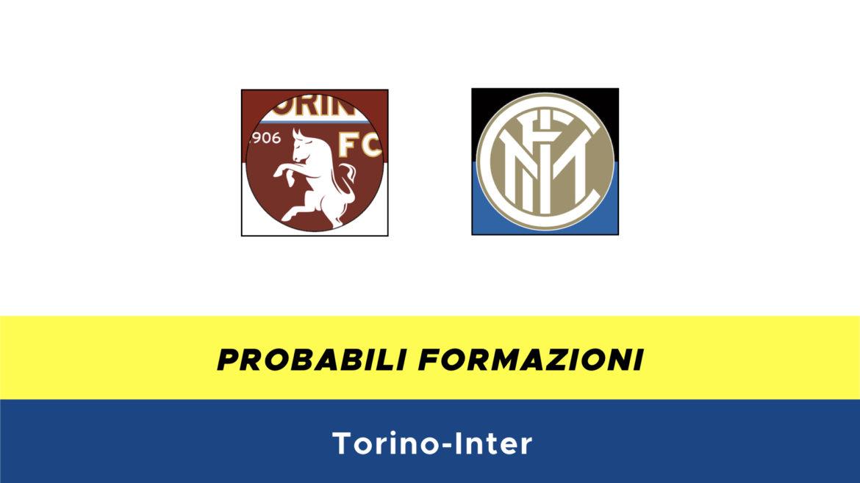 Torino-Inter probabili formazioni