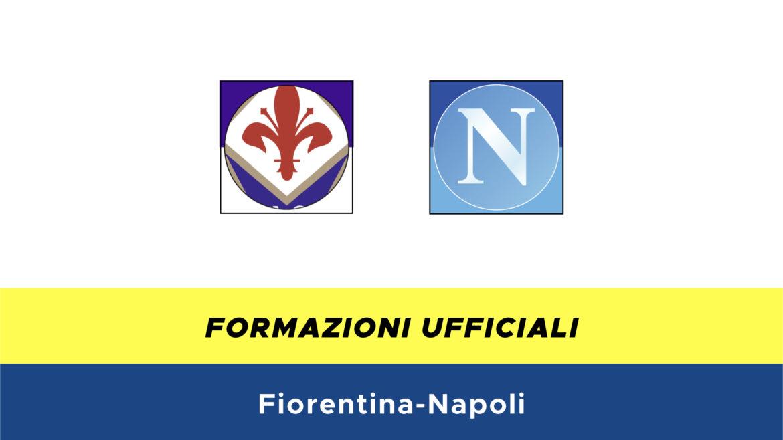 Fiorentina-Napoli formazioni ufficiali