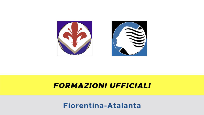 Fiorentina-Atalanta formazioni ufficiali