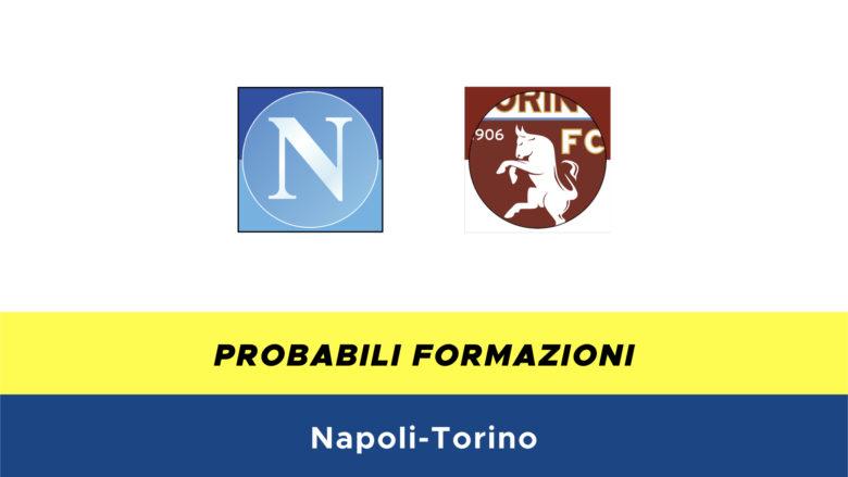 napoli-torino probabili formazioni