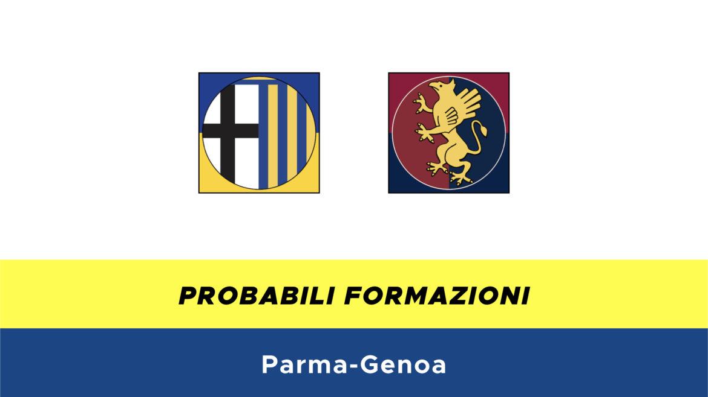 Parma-Genoa probabili formazioni