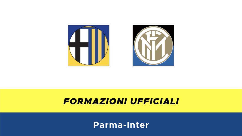Parma-Inter formazioni ufficiali
