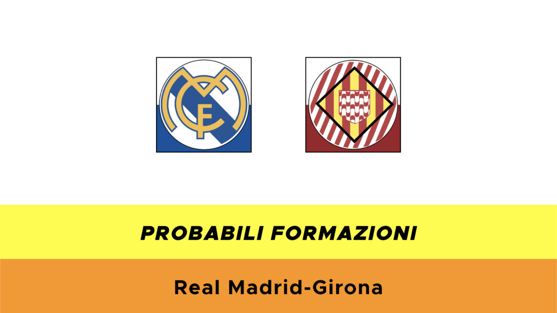 Real Madrid-Girona
