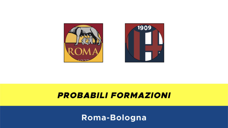 roma-bologna probabili formazioni