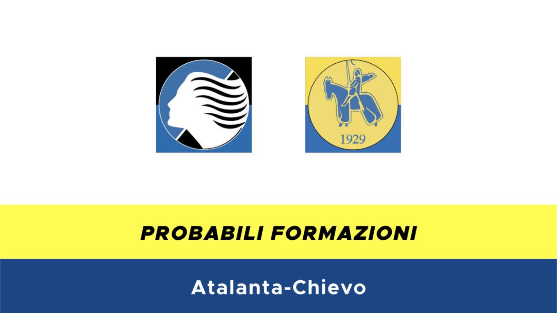 atalanta-chievo probabili formazioni