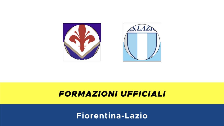 Fiorentina-Lazio formazioni ufficiali