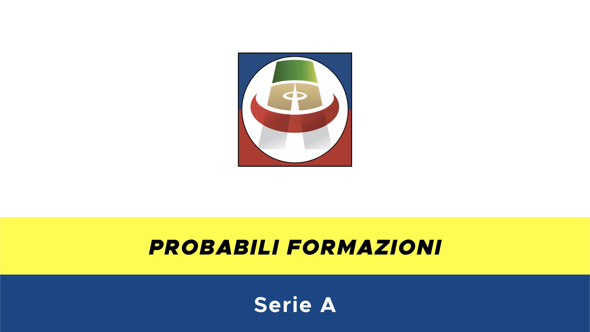 Probabili Formazioni Serie A Tim 2018 2019 38 Giornata