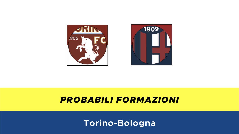 Torino-Bologna probabili formazioni