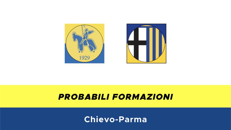Chievo-Parma probabili formazioni