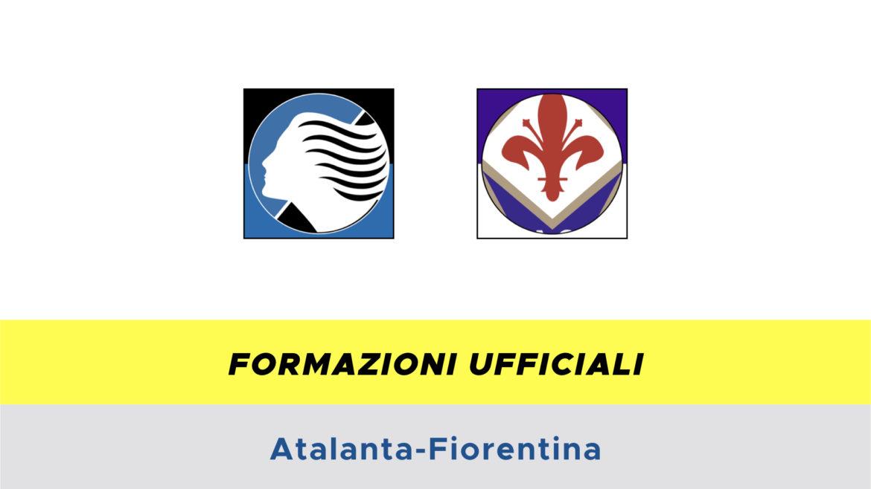 Atalanta-Fiorentina formazioni ufficiali