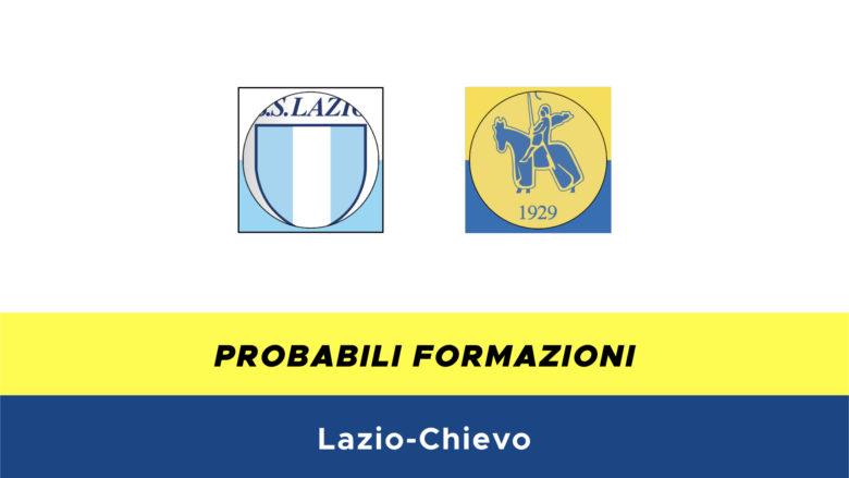 Lazio-Chievo probabili formazioni