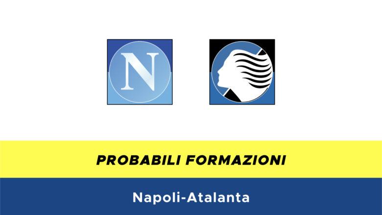 Napoli-Atalanta probabili formazioni