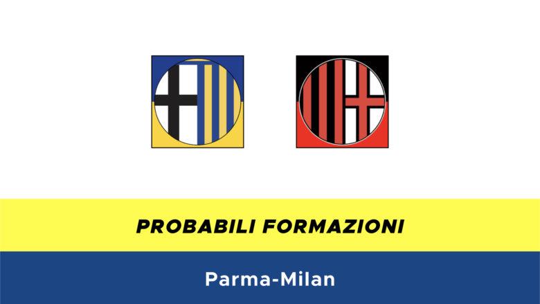 Parma-Milan probabili formazioni