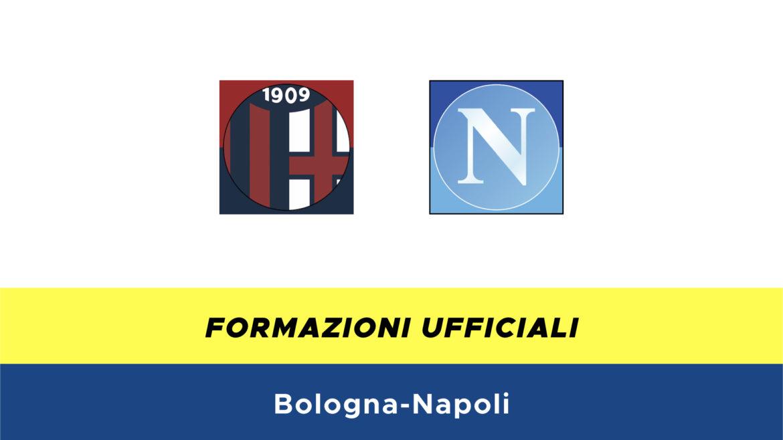 Bologna-Napoli formazioni ufficiali