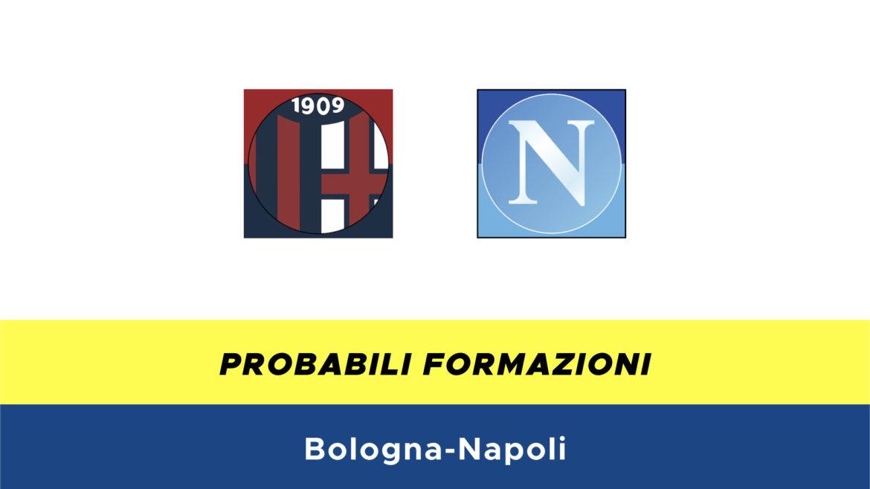 Bologna-Napoli probabili formazioni