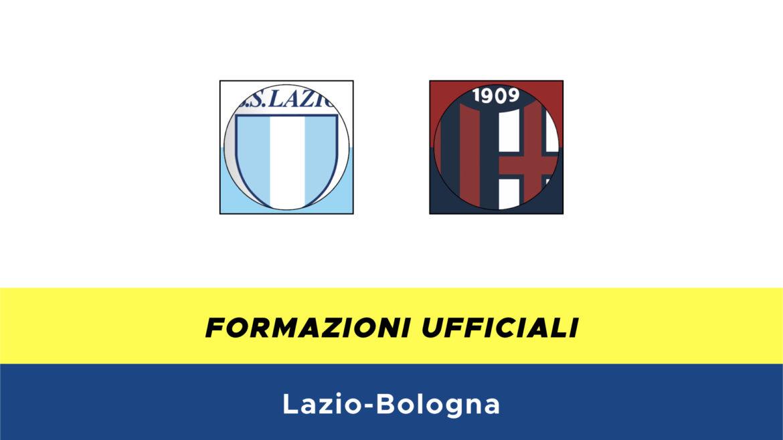 Lazio-Bologna formazioni ufficiali