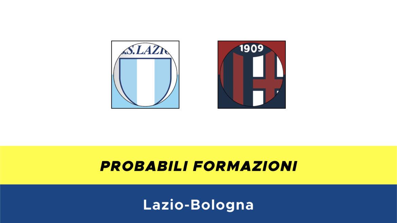 Lazio-Bologna probabili formazioni