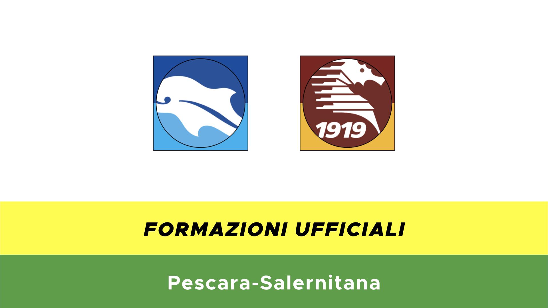 Pescara-Salernitana: formazioni ufficiali e dove vederla ...