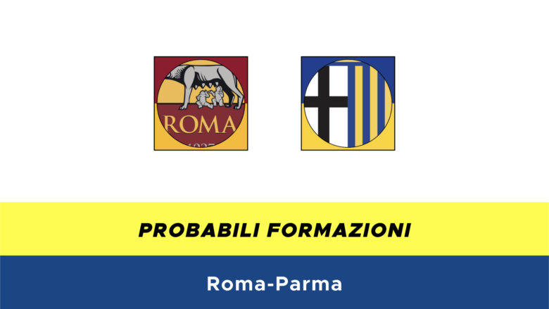 Roma-Parma probabili formazioni