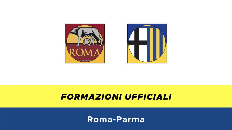 Roma-Parma formazioni ufficiali