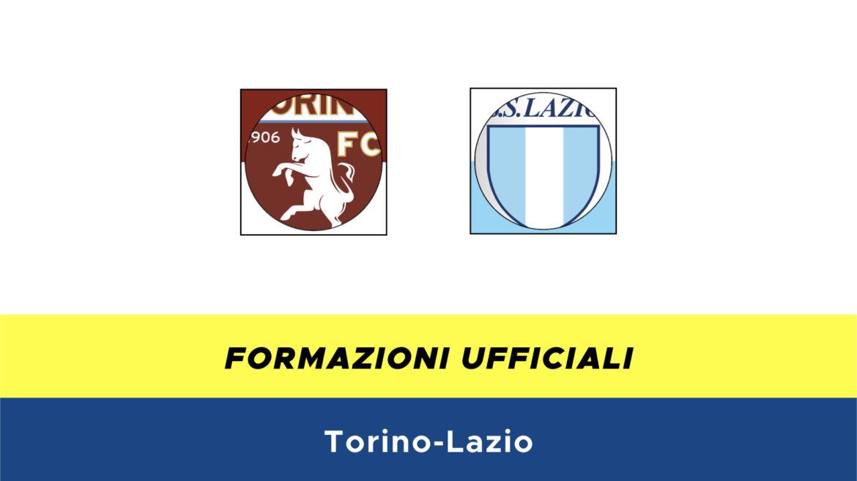 Torino-Lazio formazioni ufficiali