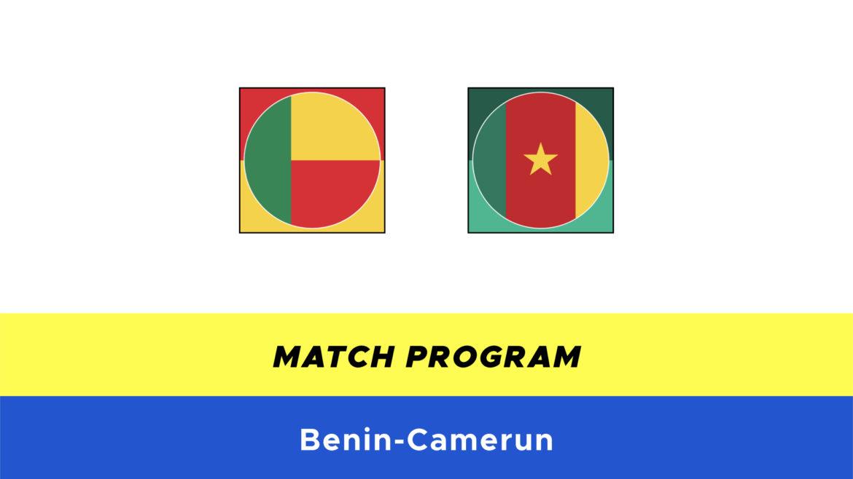 Benin-Camerun probabili formazioni