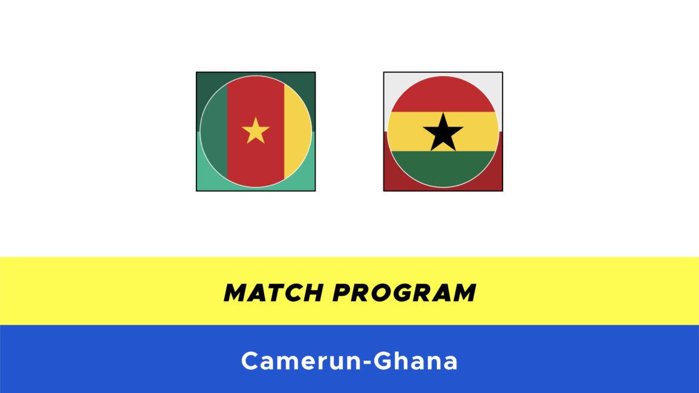 Camerun-Ghana probabili formazioni