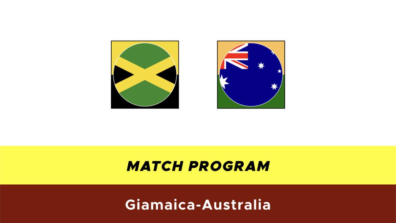 Giamaica-Australia probabili formazioni