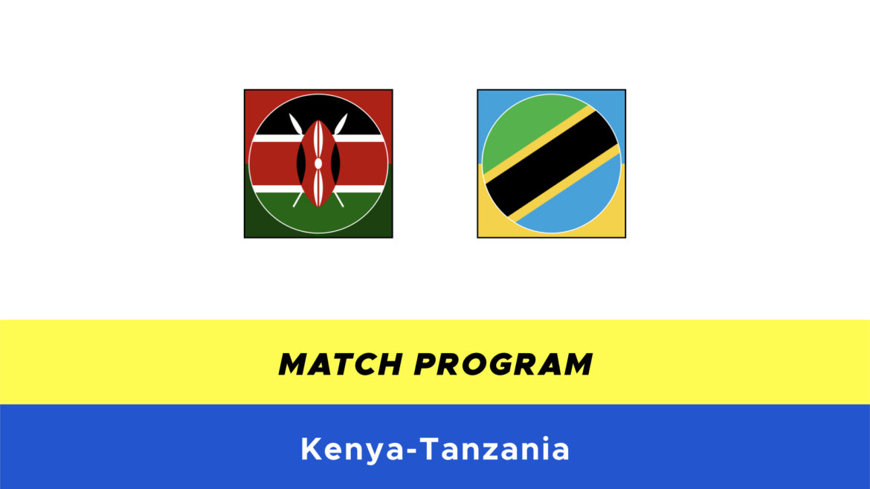 Kenya-Tanzania probabili formazioni