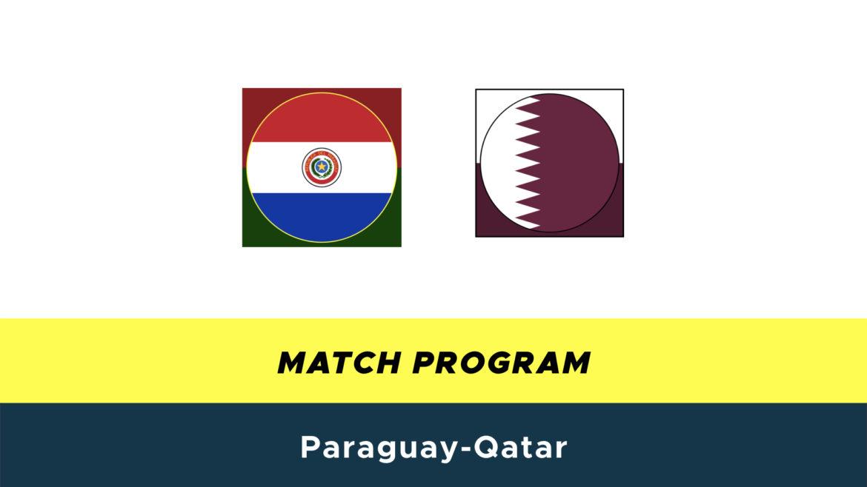 Paraguay-Qatar probabili formazioni