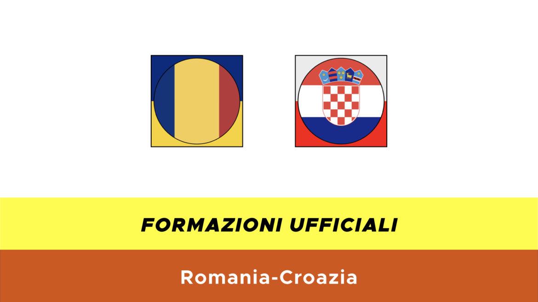 Romania-Croazia under 21 formazioni ufficiali
