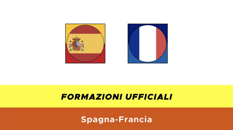 Spagna-Francia under 21 formazioni ufficiali