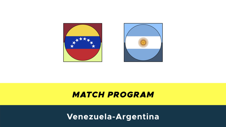 Venezuela-Argentina probabili formazioni