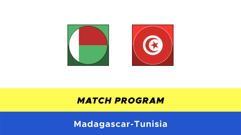 Madagascar-Tunisia probabili formazioni