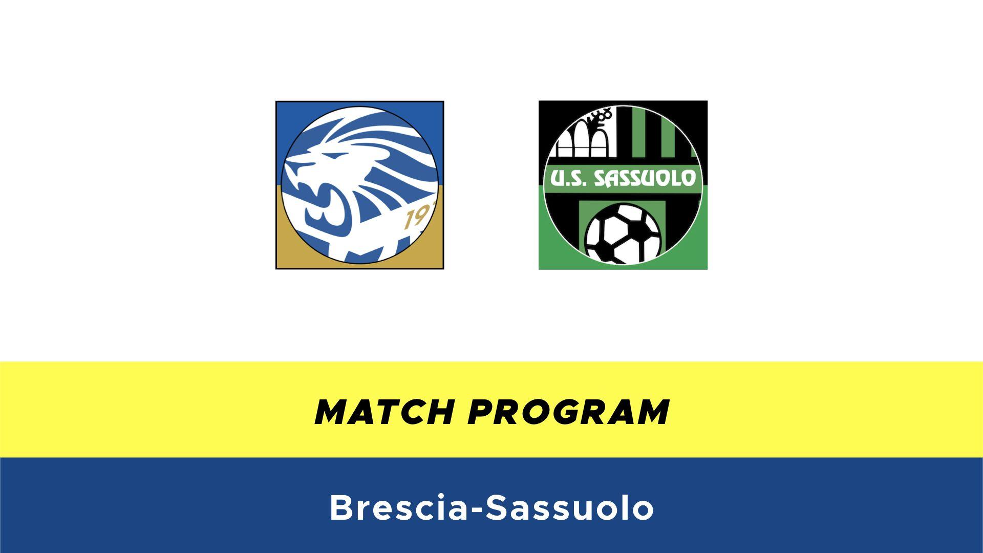 Brescia, De Zerbi batte Corini. Il Sassuolo sbanca Mompiano