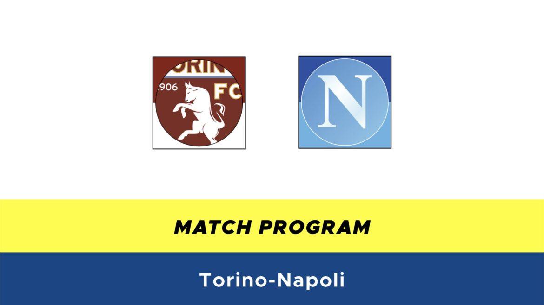Torino-Napoli probabili formazioni