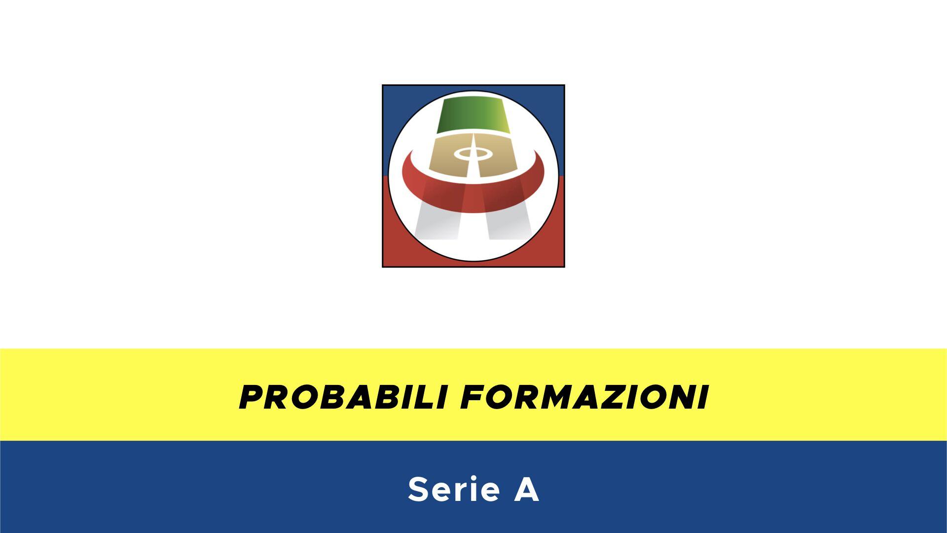 Probabili formazioni Serie A 2019/2020: 15° giornata