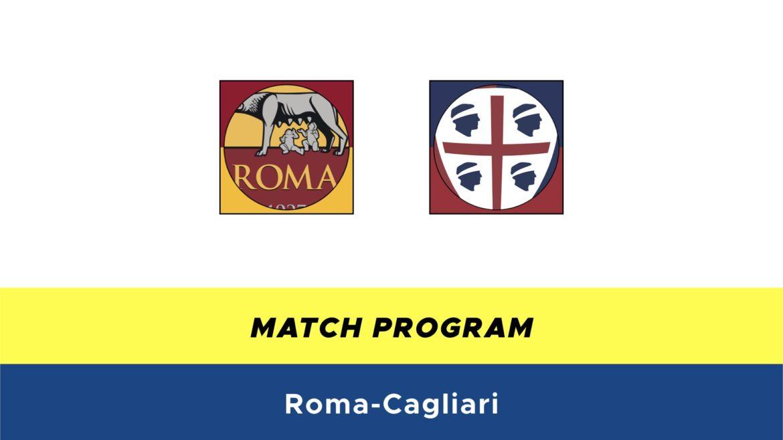 Roma-Cagliari probabili formazioni