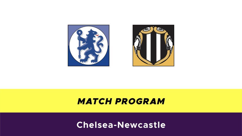 Chelsea-Newcastle probabili formazioni