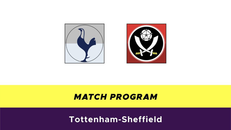 Tottenham-Sheffield probabili formazioni