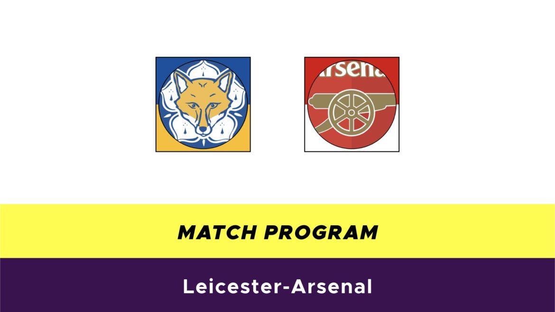 Leicester-Arsenal probabili formazioni