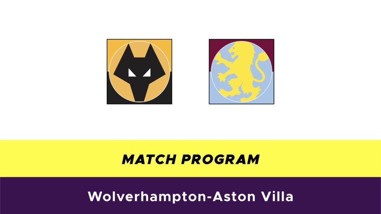 Wolverhampton-Aston Villa probabili formazioni