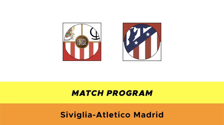 Siviglia-Atletico Madrid probabili formazioni