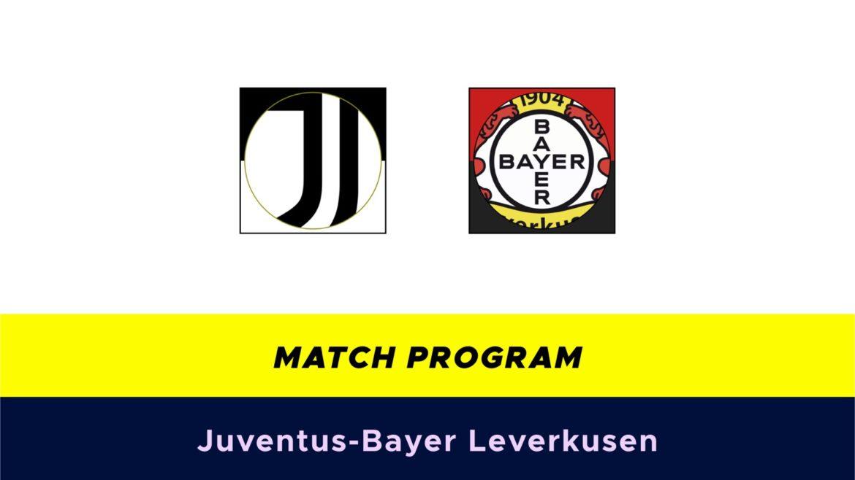 Juventus-Bayer Leverkusen probabili formazioni