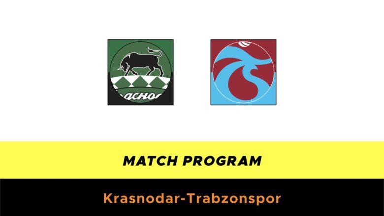 Krasnodar-Trabzonspor probabili formazioni