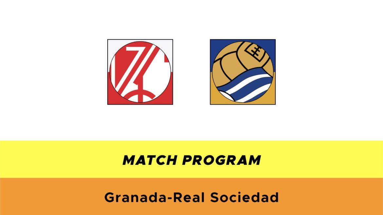 Granada-Real Sociedad probabili formazioni